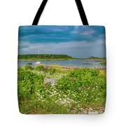 Paradise In Maine Tote Bag