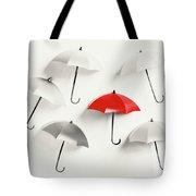 Parasol Pop Tote Bag