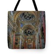 Parrocchia Santa Maria In Vallicella Tote Bag