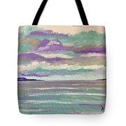 Pastel Night Tote Bag