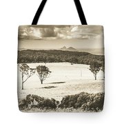 Pastoral Plains Tote Bag