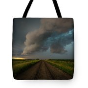 Path Less Traveled  Tote Bag