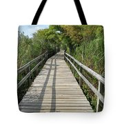 Path To Unknown Tote Bag