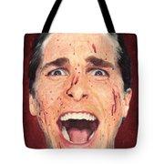 Patrick Bateman Tote Bag