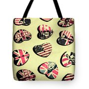 Patriotic Picks Tote Bag