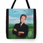 Paul Mccartney Tote Bag