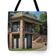 Pavilion At Hubbard Tote Bag