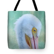 Pelican Beauty Tote Bag