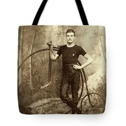 Penny Farthing - High Wheel - Ordinary   Tote Bag