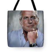 Pensive Paul Tote Bag