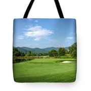 Perfect Summer Day Tote Bag by Claire Turner