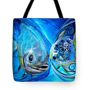 Permit Two Ways Tote Bag