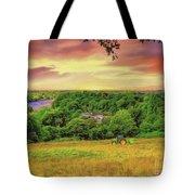 Petersham Landscape Tote Bag