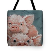 Photo Bomber Tote Bag by Jani Freimann