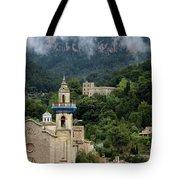 Photo Valldemossa, Mallorca Tote Bag