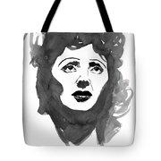 Piaf Tote Bag