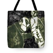 Pianist At The Piano Tote Bag