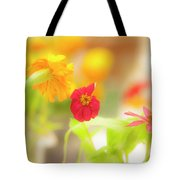 Pick Me Up Flowers Tote Bag