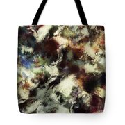 Picking Up The Fragments Tote Bag