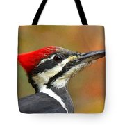Pileated Woodpecker, 9118 Tote Bag