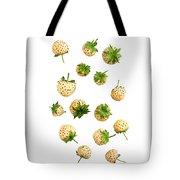 Pineberries Hybrid  Tote Bag