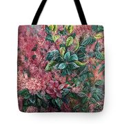 Pink Infusion Tote Bag