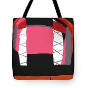 Pink Orange Tote Bag