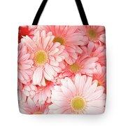 Pink Palette Tote Bag