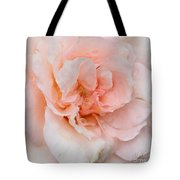 Pink Pedals Tote Bag