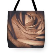Pink Rose Petals 0219 Tote Bag