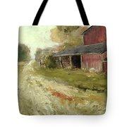 Pipersville Farm Tote Bag