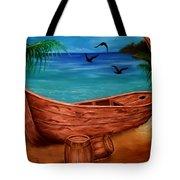 Pirates' Story Tote Bag