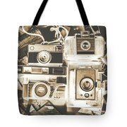 Placed In The Dark Room Tote Bag