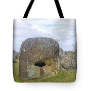 Plain Of Jars Tote Bag