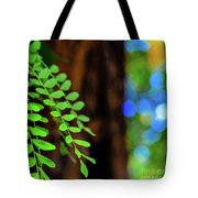 Plants, Trees And Flowers Tote Bag