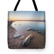 Platte River Square Tote Bag