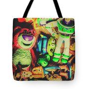 Play In Imagination Tote Bag