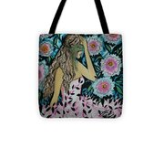 Pleasant Dreams  Tote Bag