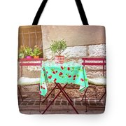 Please Have A Seat Tote Bag