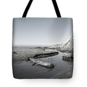 Point Arena Beach California Tote Bag