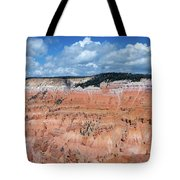 Point Supreme Overlook - Cedar Breaks - Utah  Tote Bag