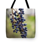Pokeberries Tote Bag