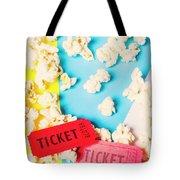 Popcorn Culture Tote Bag