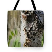 Popped Tote Bag