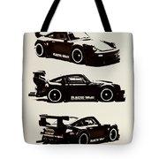 Porsche Rwb 930 Tote Bag