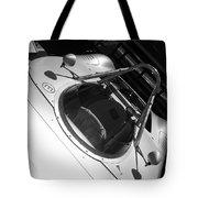 Porsche Spyder Tote Bag