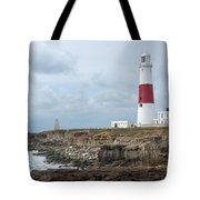 Portland Bill Tote Bag