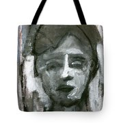 Portrait Of A Boy Tote Bag
