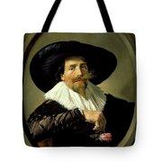 Portrait Of A Man      Tote Bag