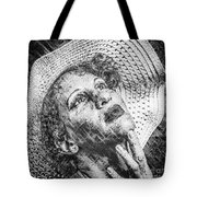 Portrait Of Kate Tote Bag